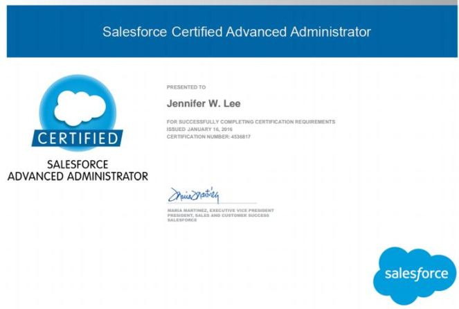 How I Studied for the Salesforce Advanced Administrator
