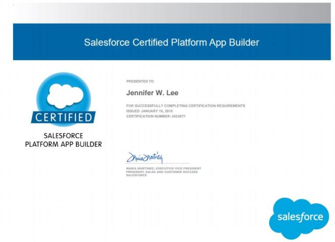 How I Studied for the Salesforce Platform App Builder Certification ...