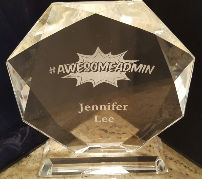 AwesomeAdminAward