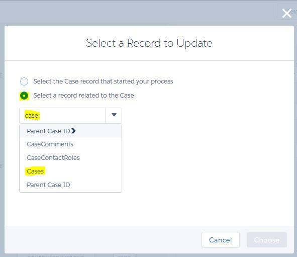 ProcessBuilder-ServiceCloud-SelectChildCasesSelection.JPG