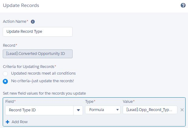 ProcessBuilder-NeworUpdatestoExistingLeads-SecondCriteriaNode-ImmediateAction.JPG