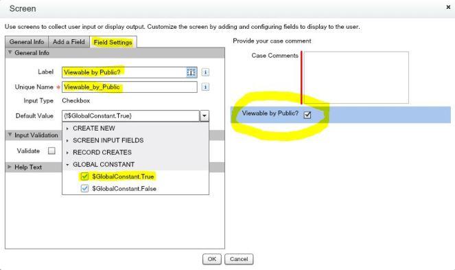 AddCaseComment-Screen-Checkbox-FieldSettings.JPG