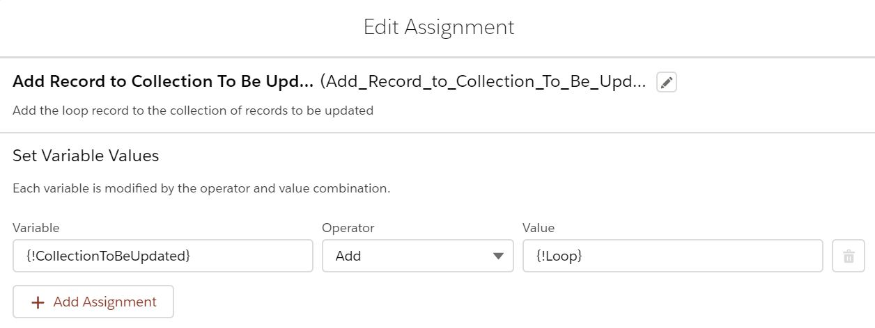 FlowWithaLoop-AssignmentAddtoCollection