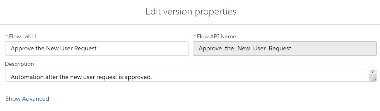 ApprovetheNewUserRequest-FlowProperties