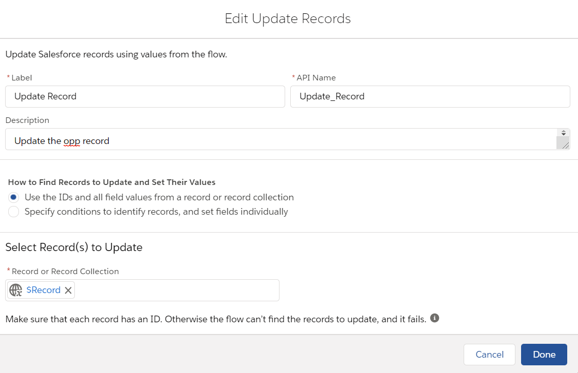 PriorValue_AfterSave-UpdateRecords